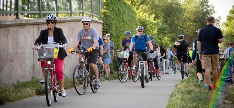 CO Bike to Work Day 2015
